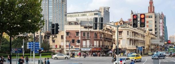 Los robotaxis empiezan a rodar en las calles de Shanghái