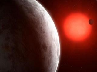 supertierras Gliese 887