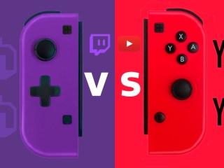Twitch y Youtube