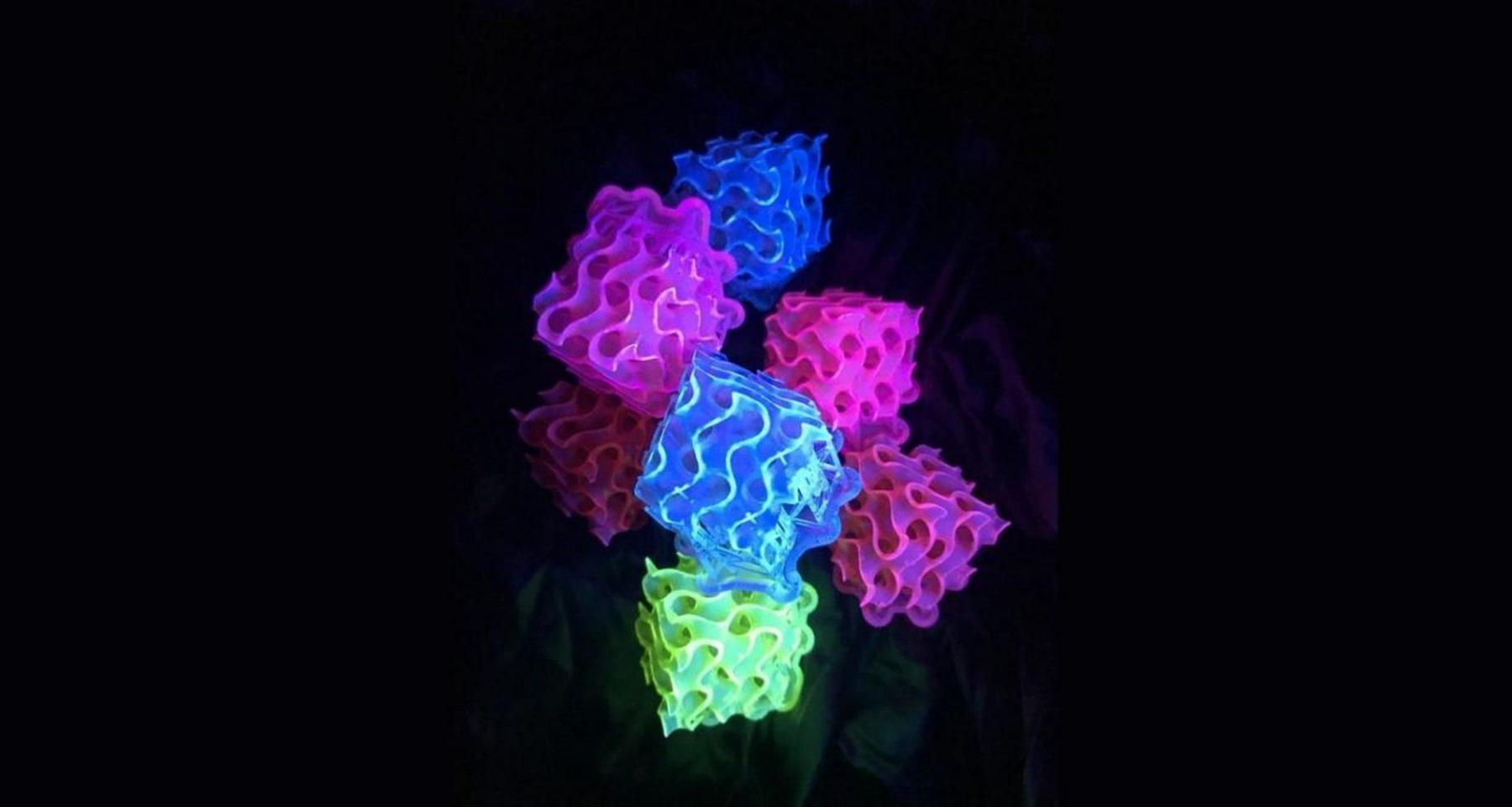 Crean el material fluorescente más brillante que se ha visto hasta el momento