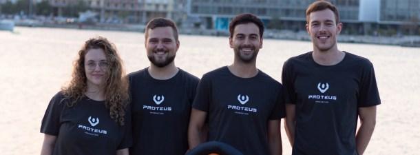 """Proteus Innovation: """"Nuestra misión es digitalizar el sector acuático"""""""