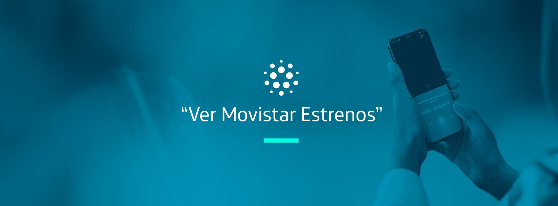 """""""Ver Movistar Estrenos"""": Aura te ayuda a ver tus películas favoritas en la TV con la App Movistar+"""""""