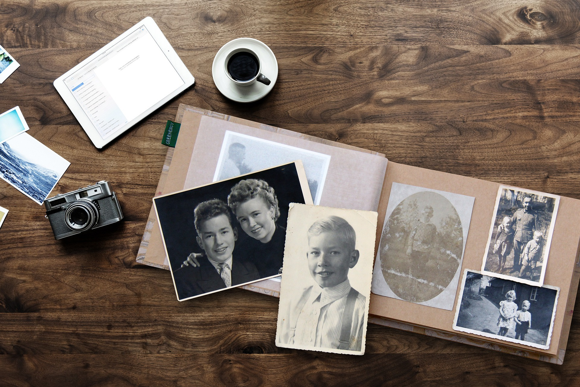 ¿Pensando en crear tu propio álbum de fotos?