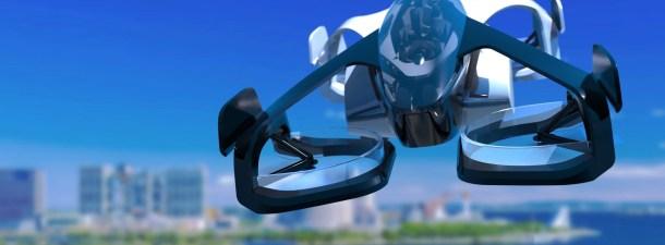 Japón ya tiene fecha para sus primeros coches voladores