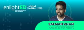 Salman Khan, la apuesta por una tecnología que conecte la vida de las personas