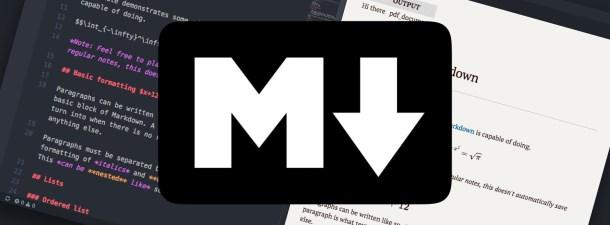 Editores Markdown para escribir gratis y online