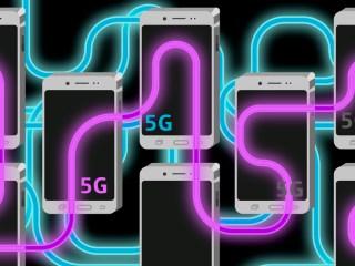 teléfonos móviles con 5g