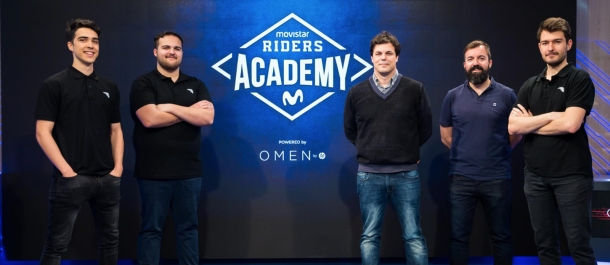 Movistar-Riders-Academy