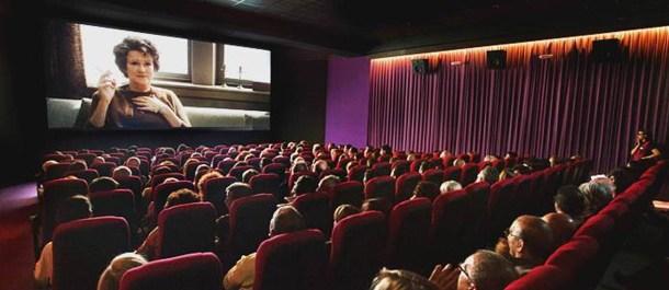 cine 5G espectadores