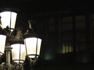 Alumbrado público, farola, iluminación