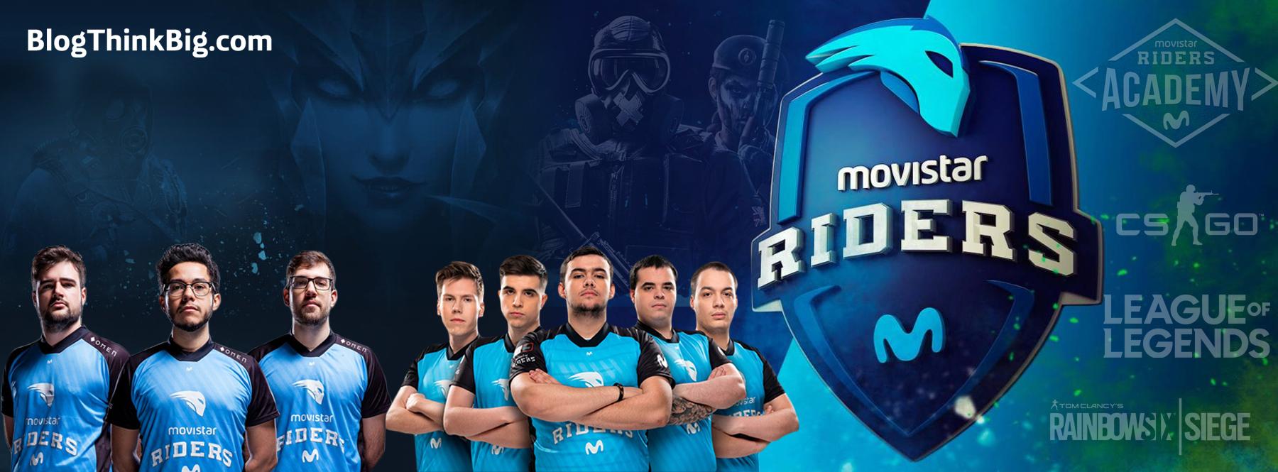Cuatro años de Movistar Riders: así se crea un equipo eSports