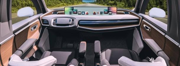 Un salón en el coche: hacia donde se dirige el futuro de la automoción
