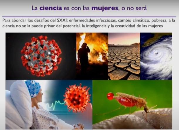 Ciencia y mujeres STEM