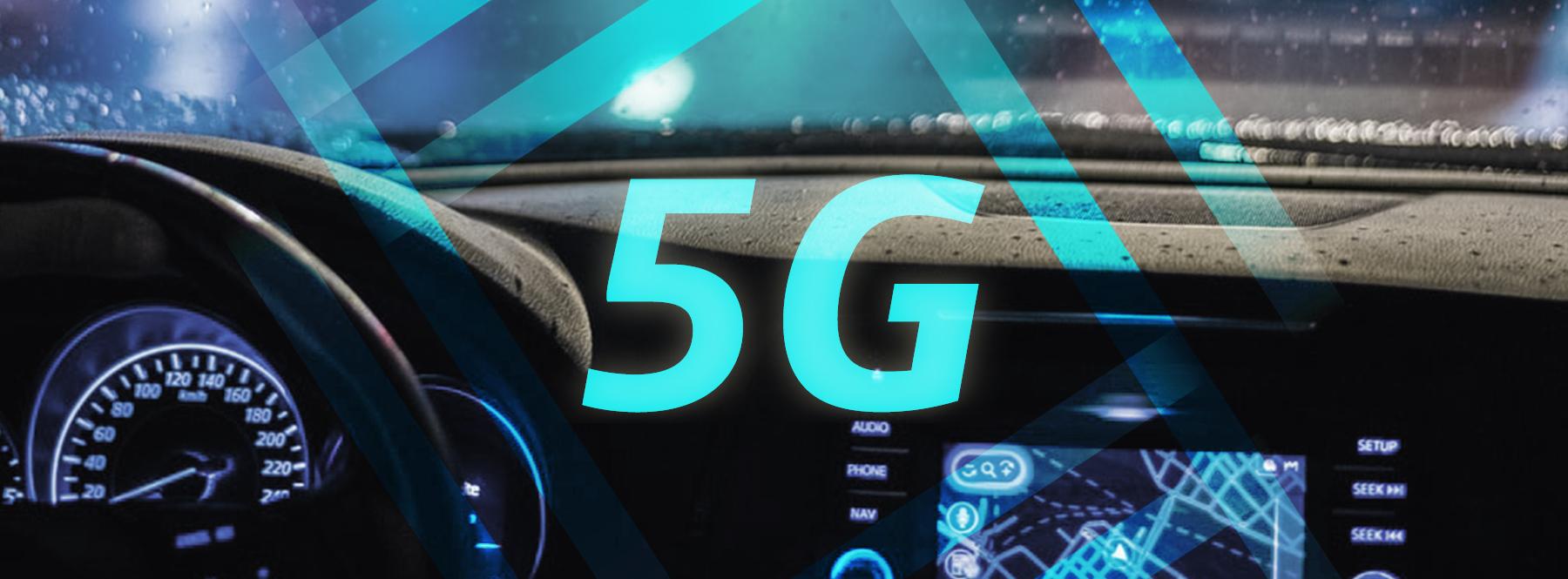 Por qué el coche autónomo de nivel 5 solo es posible con tecnología 5G