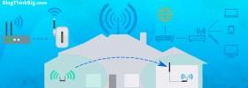 Cómo funciona un repetidor de señal WiFi