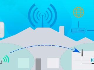 repetidor señal wifi