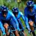 Los ciclistas de La Vuelta utilizarán reconocimiento facial de la mano de Movistar para evitar la COVID-19