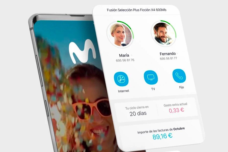 Controla tu consumo de datos móviles al instante con el Widget de Mi Movistar
