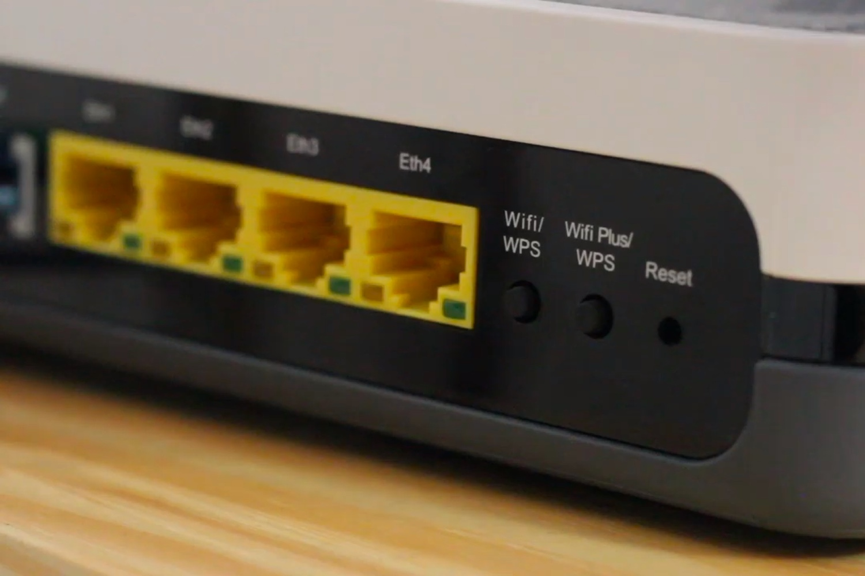 Para qué sirve el botón WPS WiFi de tu Router Movistar
