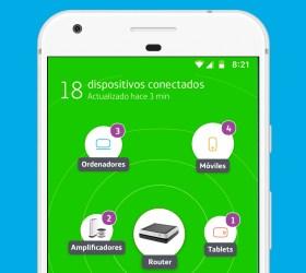 Smart WiFi te dice quién se conecta a tu Router Movistar