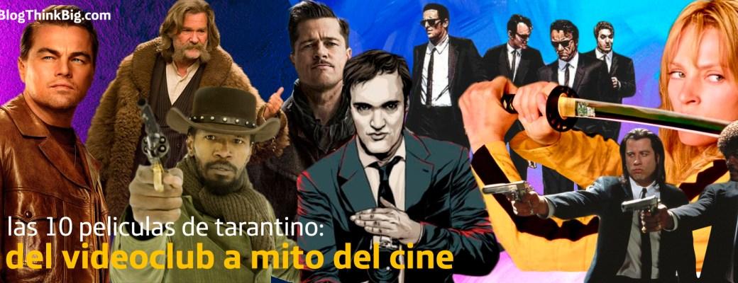 Documental sobre películas y figura de Quentin Tarantino