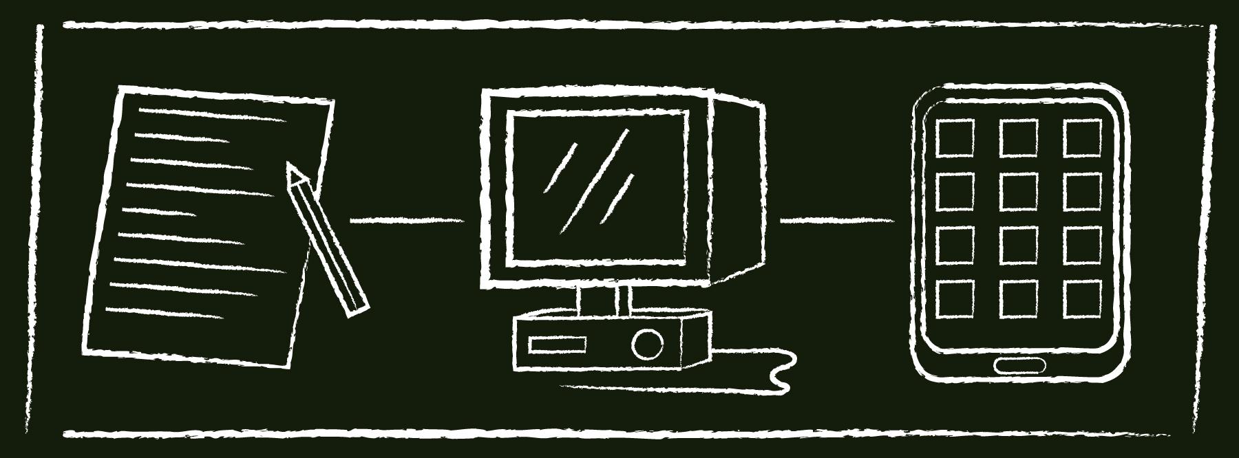 La tecnología en la educación: de los primeros cursos en línea al machine learning