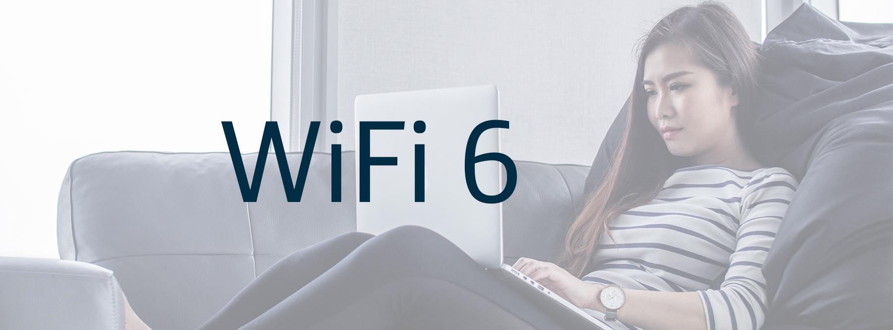 WiFi 6 en el hogar: qué es y cómo mejorará nuestro día a día