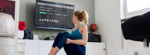 Living AppdeFitCoMoves: entrena y haz deporte en casa cuándo y cómo quieras en Movistar+