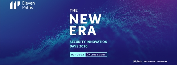 Security Innovation Days 2020: ciberseguridad en la era de la Transformación Digital