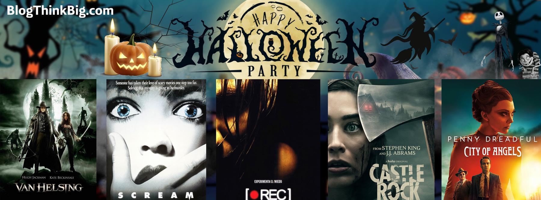 Tres películas de terror, dos series y un libro para pasar un Halloween de miedo con Movistar