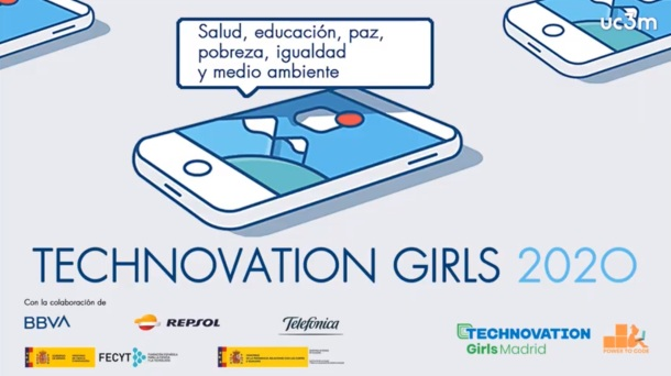 Niñas STEM Technovation Girls
