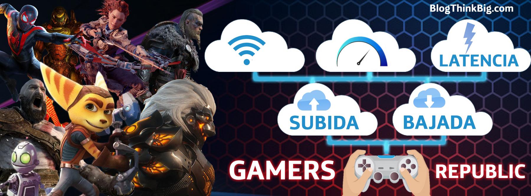 5G: la era de los juegos en la nube