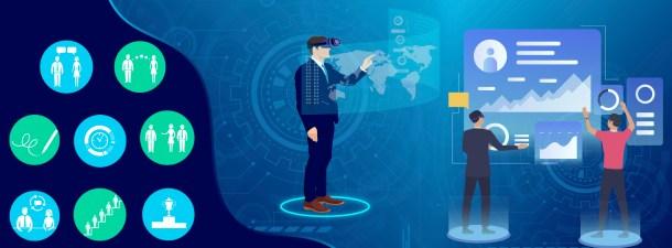 Cómo la realidad virtual y aumentada potencian las soft skills