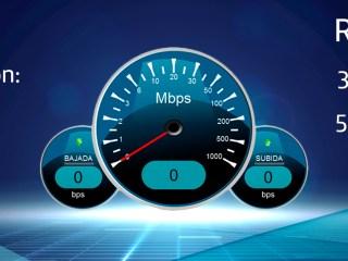 test de velocidad de internet