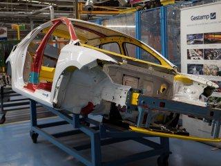 smart factory vehículos