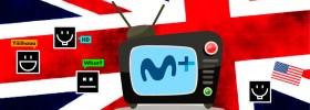 Movistar+: maratón de series para mejorar tu inglés