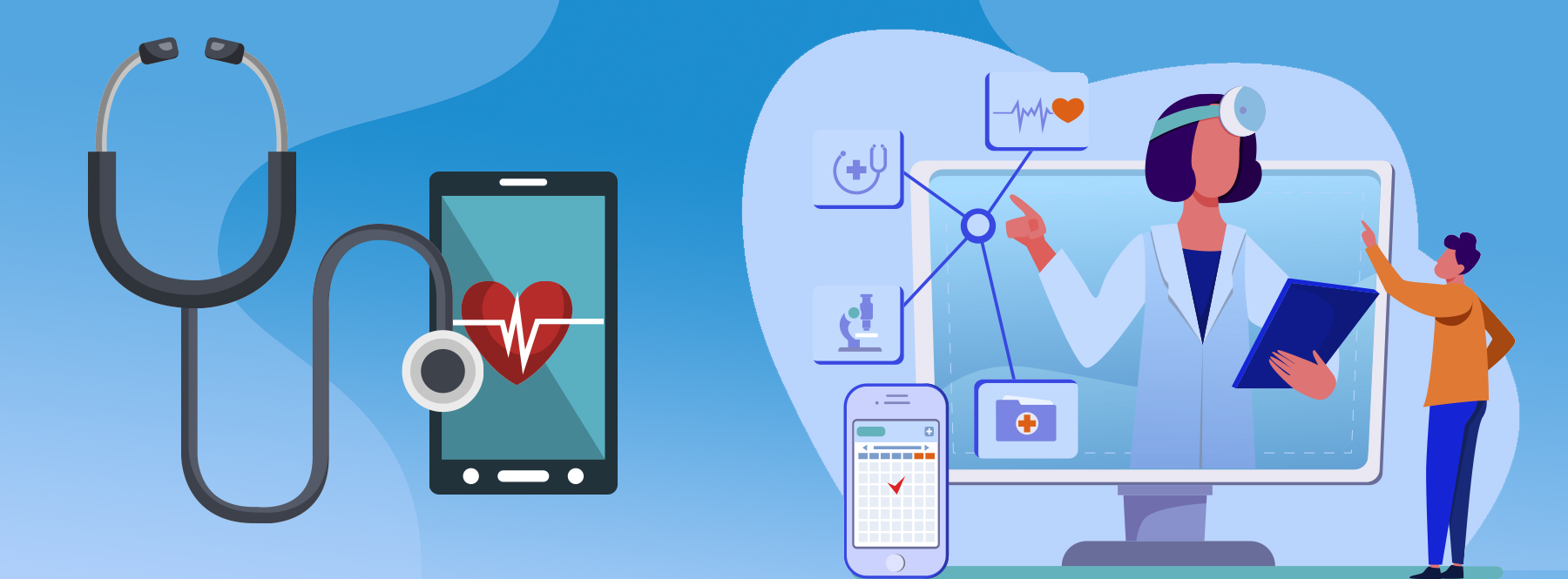 Telemedicina: cómo pedir cita a tu médico online