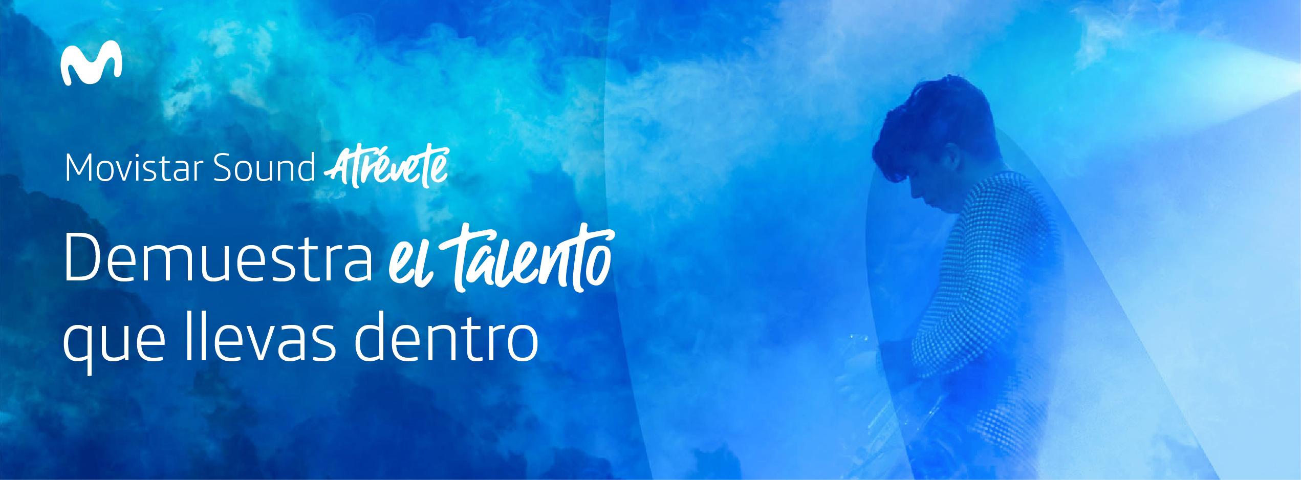 Conoce Movistar Sound Atrévete, una iniciativa que busca apoyar y dar a conocer grupos emergentes