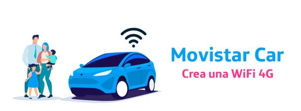 Movistar Car: el servicio que hará que tu coche sea más inteligente