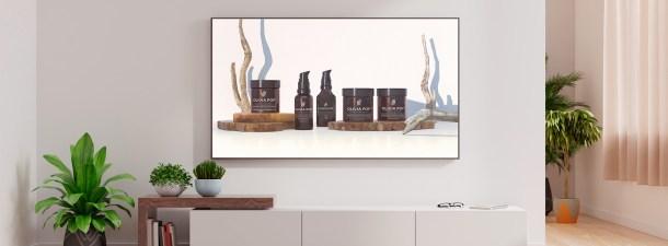 Cómo comprar cosmética natural en la Living App de Olivia Pop