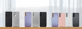 La familia Galaxy S21 ya ha llegado a tu.com. Descubre lo último de Samsung