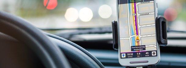 ¿Dónde está mi coche?: ventajas de usar un GPS