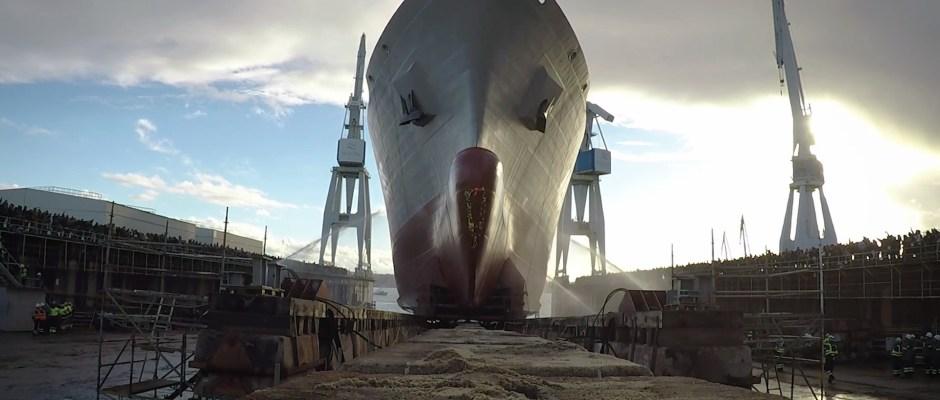 Navantia: la industria naval rumbo al futuro, de la mano del 5G