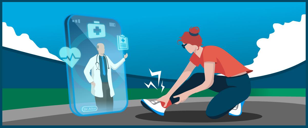 Un día en la vida de dos pacientes de telemedicina en 2030