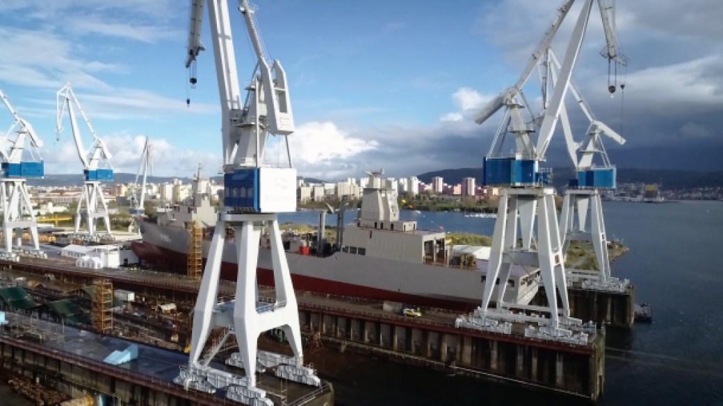 Puerto de barcos