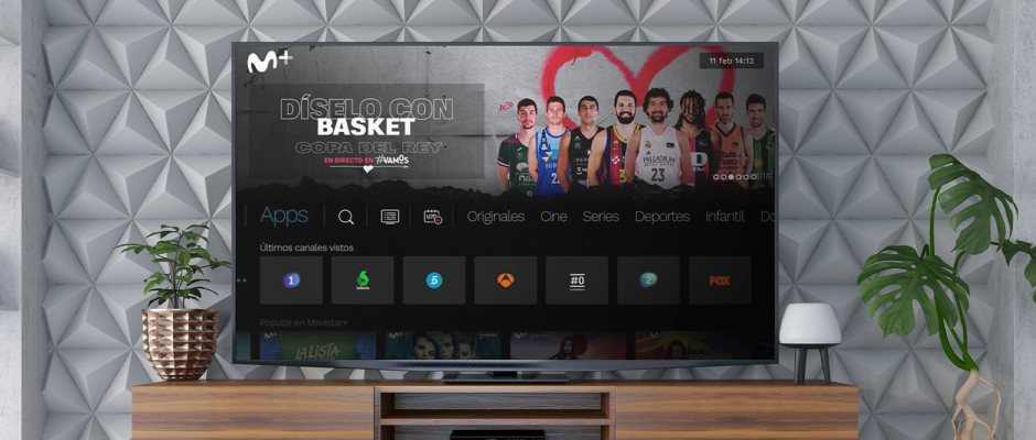 Guía Movistar+: todo lo que puedes hacer con la televisión de Movistar