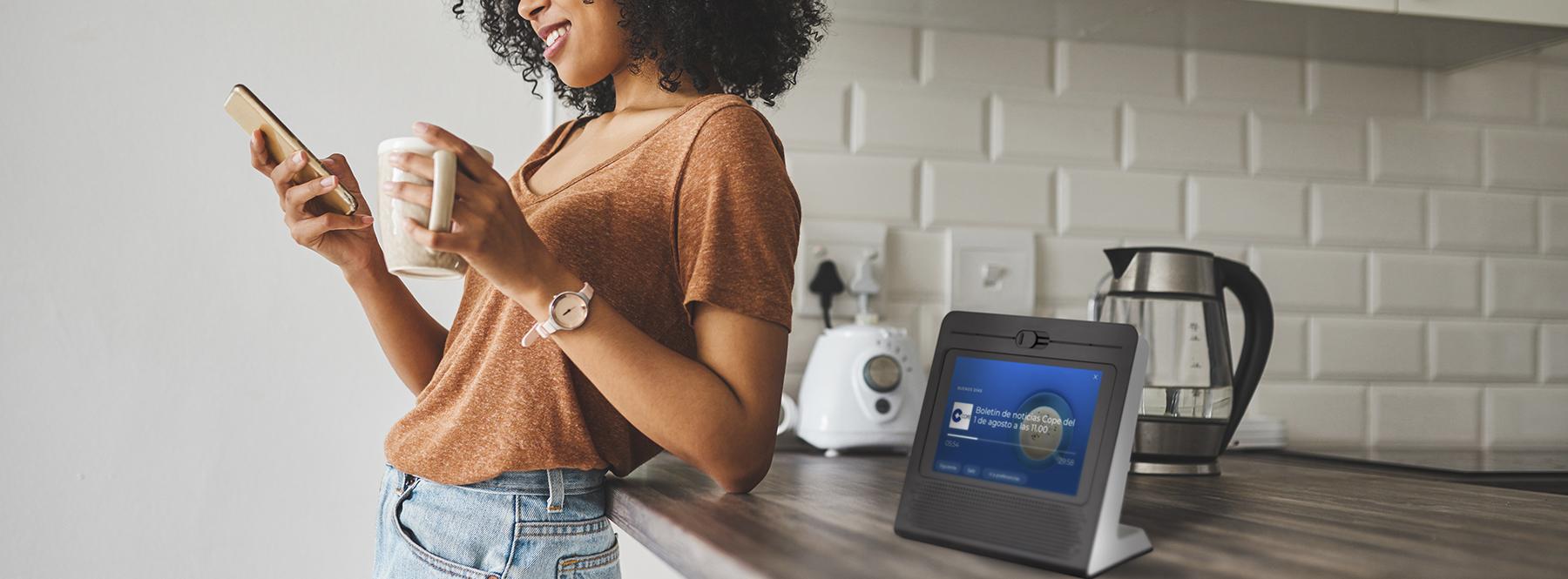 Guía: cómo configurar tus rutinas diarias en Movistar Home