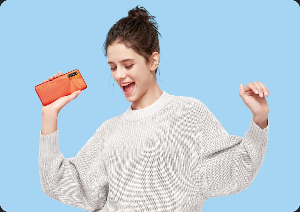 Conoce el nuevo Xiaomi Redmi 9T: autonomía y cámara imparables