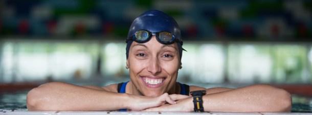 """""""Mi familia me ha hecho fuerte"""": Teresa Perales y las conexiones que cambiaron el rumbo de su vida"""