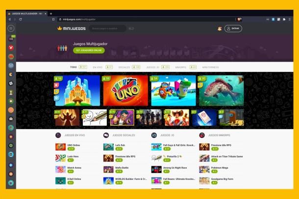 Juegos para jugar con amigos online